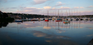 Kinsale Harbor, Co. Cork Ireland