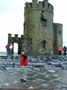 O'Brien's Tower Cliffs of Moher Ireland